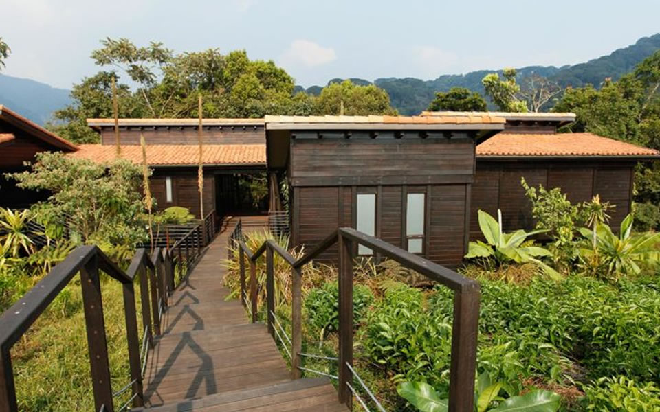Accommodation in and around Nyungwe Forest National Park