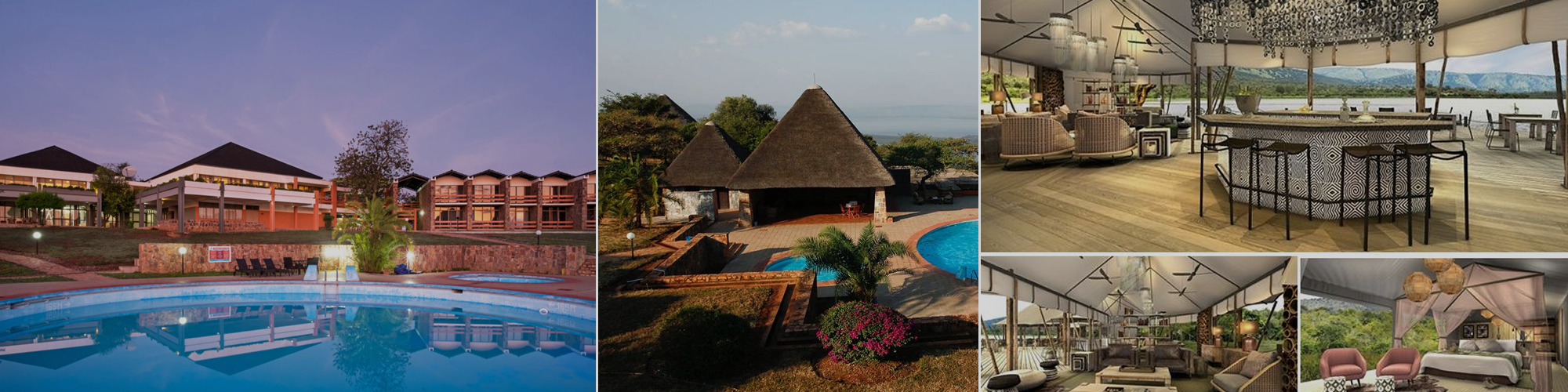 Accommodation in Nyungwe Forest National Park