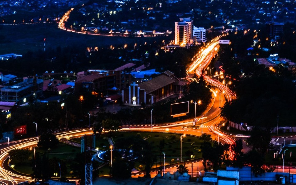 Is Kigali safe at night?
