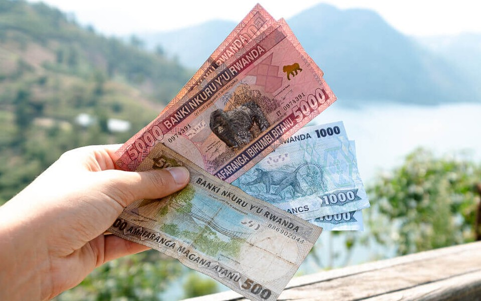 Like in any other destination or country, traveling to Rwanda you will need some money to transact anything since it's a cash-based country. Rwanda franc is the official currency used in Rwanda. But because of the rapid growth of tourism and the fact that tourism contributes